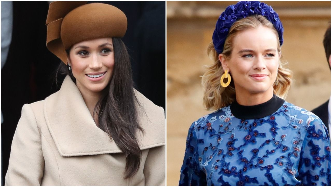 "Meghan Markle Is Reportedly ""Less Comfortable"" With Prince Harry's Exes and Will Likely Skip Cressida Bonas's Wedding"