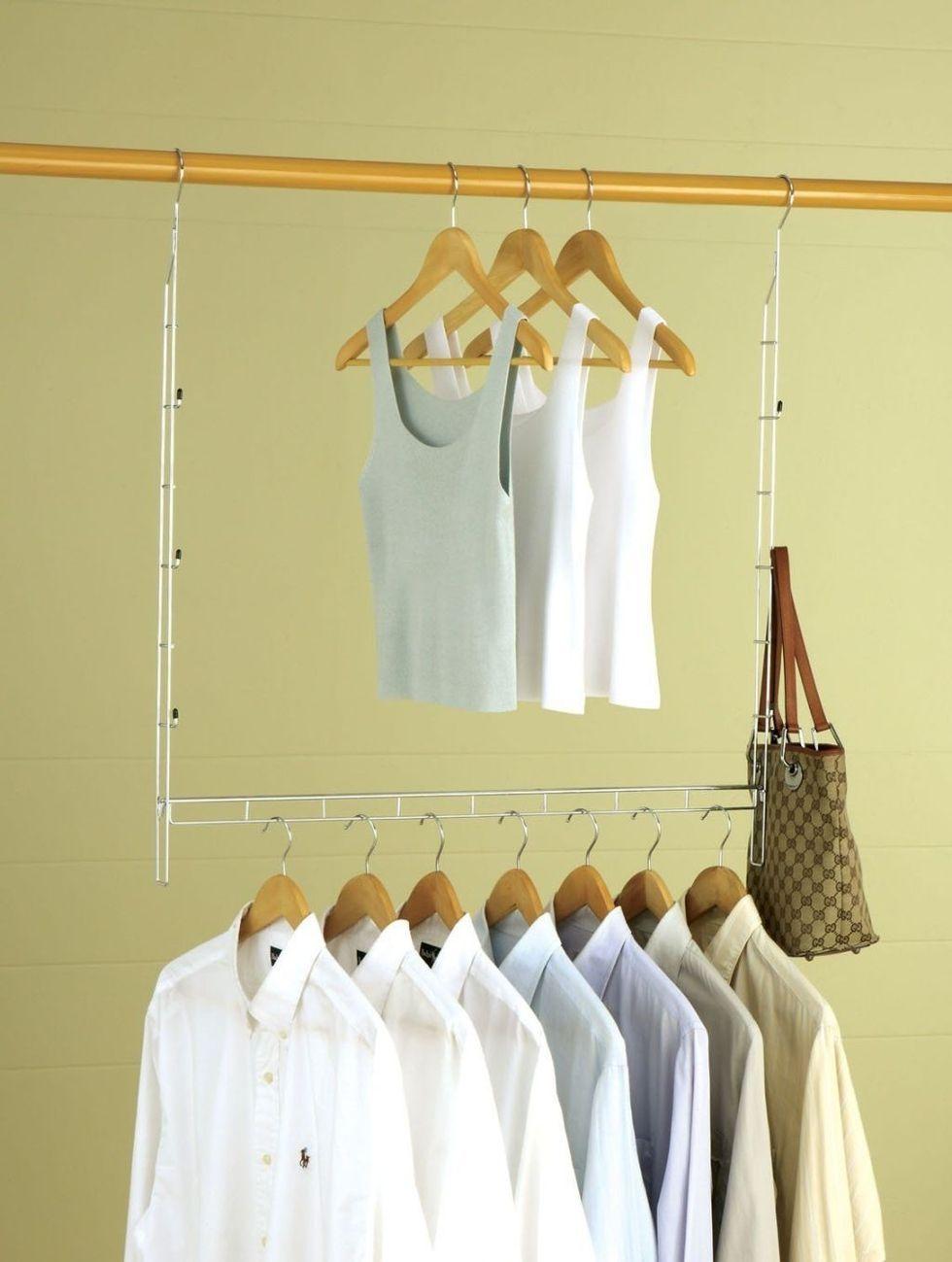 Hanging Closet Bar