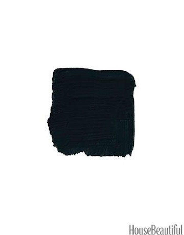 Black paint colors for kitchens