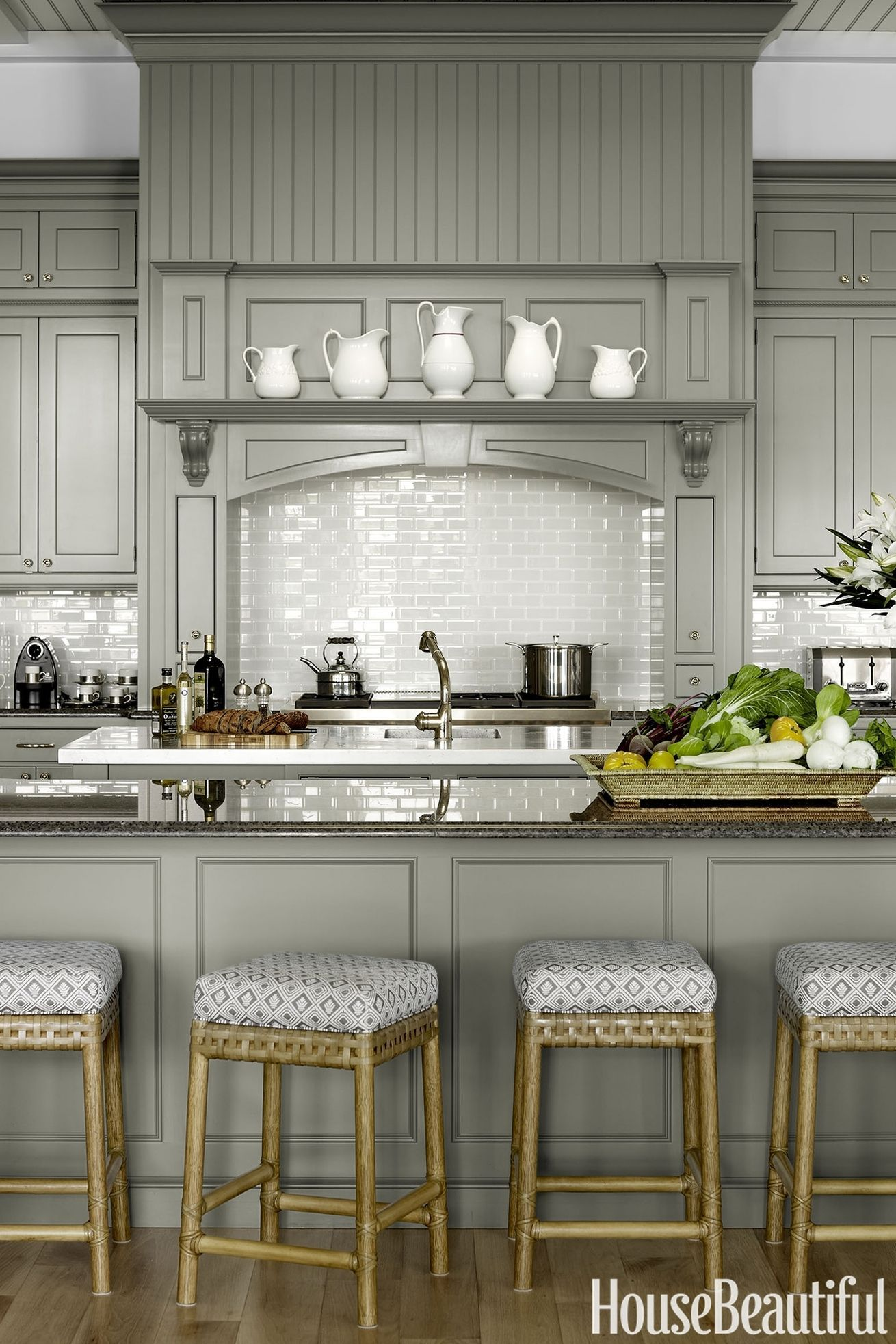 Amazing Best Kitchen Colors Chelsea Gray Photo