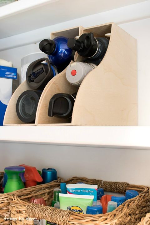 How to Organize Kitchen Cabinets - Storage Tips & Ideas for ...