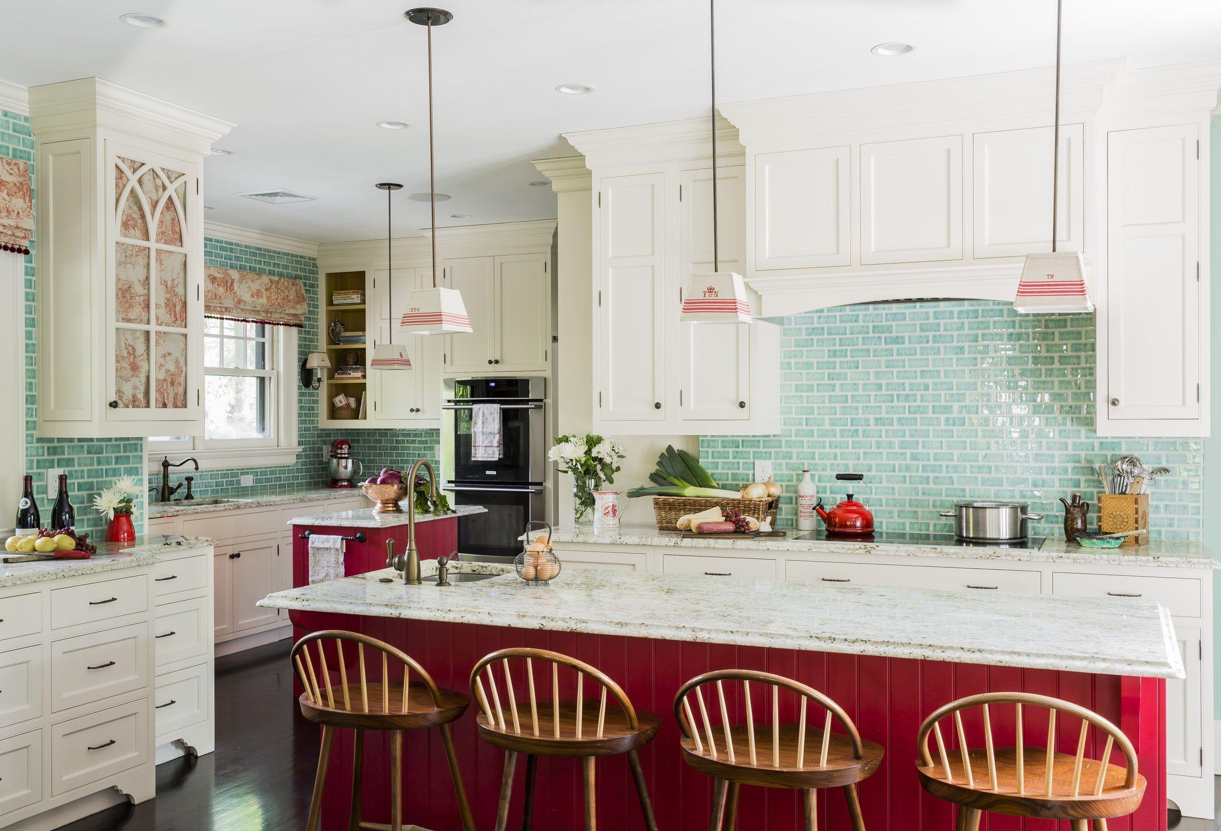 14 Red Kitchen Decor Ideas Decorating A Red Kitchen