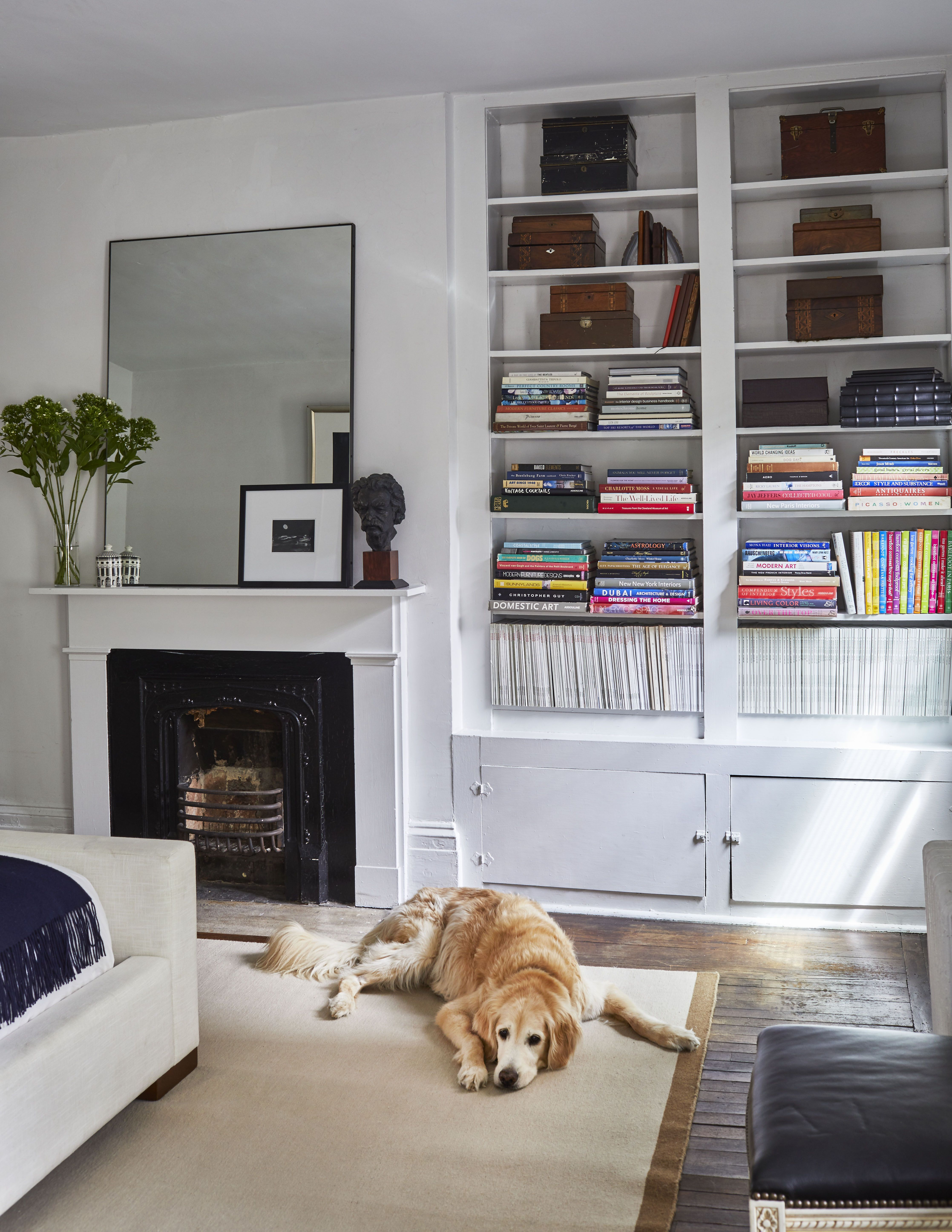 A Breakup Inspired This Greenwich Village Apartment Makeover