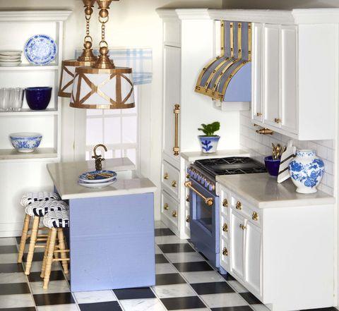 The BlueStar kitchen of Caitlin Wilson