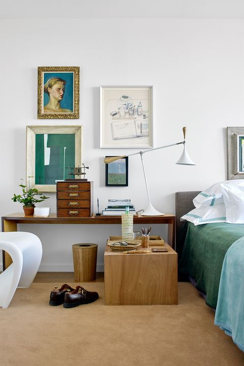 how to decorate with mint