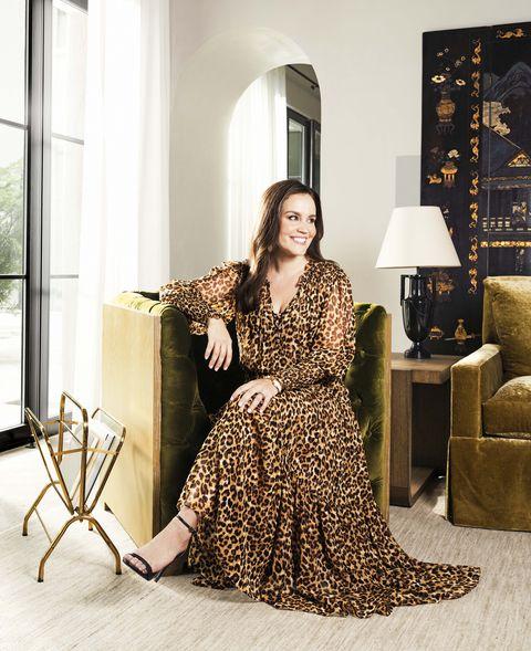 Furniture, Dress, Room, Fashion, Chair, Couch, Fashion design, Interior design, Formal wear, Gown,