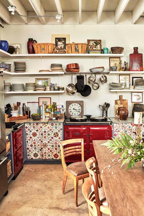 Kathryn M Ireland Gives Her Best Kitchen Design Ideas