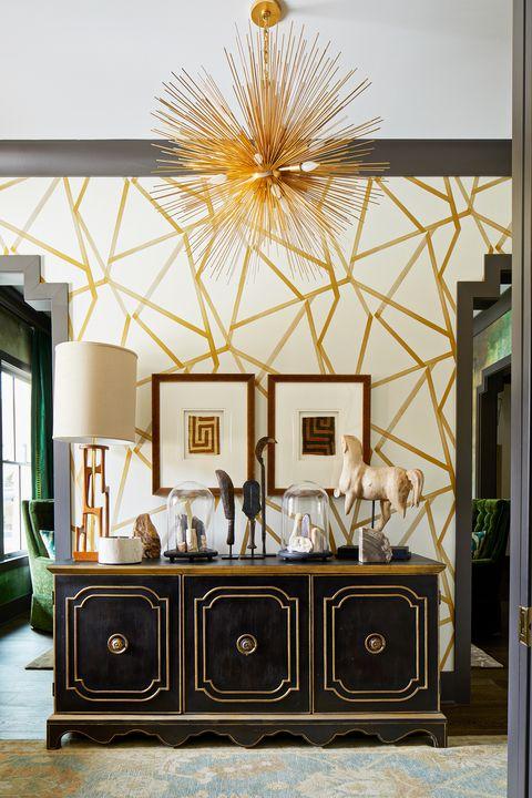 25 Stylish Hallway Wallpaper Ideas