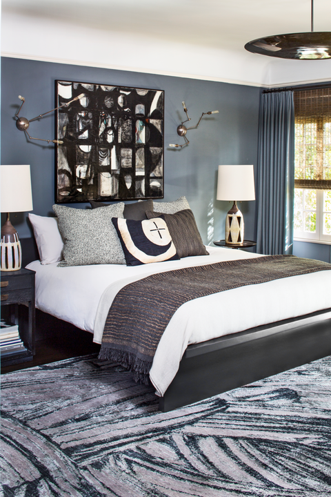 25 Best Gray Bedroom Ideas - Decorating Pictures of Gray ...