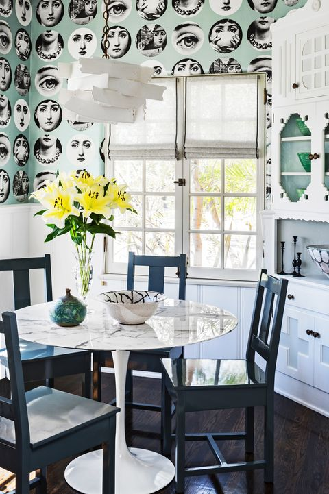18 Dining Room Wallpaper Ideas That\'ll Elevate All Your ...