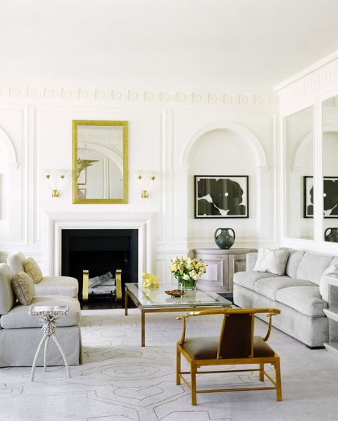 White Interior Paint Colors: Top Shades Of White Paint For Walls