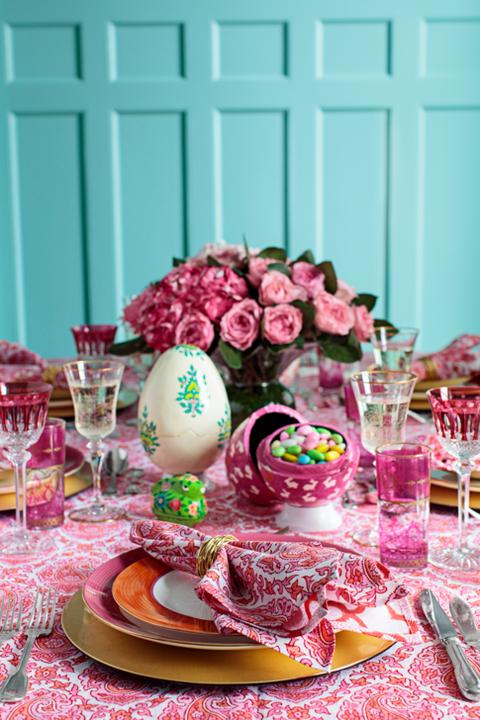 Pink, Green, Food, Table, Sweetness, Brunch, Party, Cuisine, Event, Dessert,