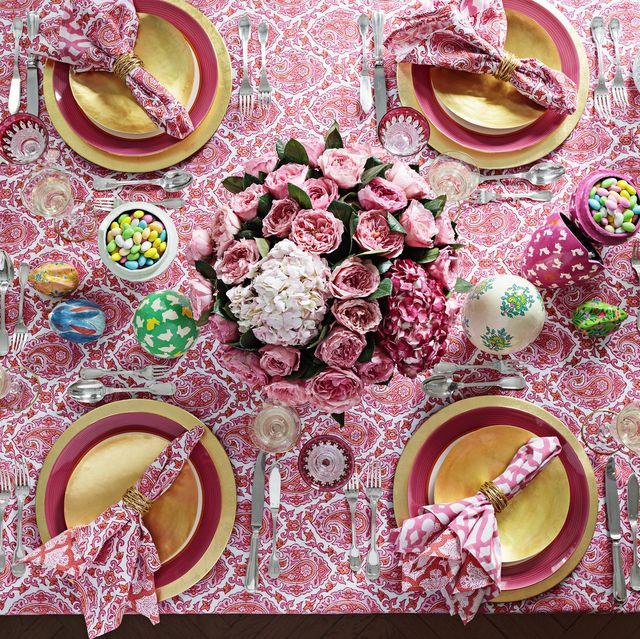 Pink, Tableware, Textile, Sweetness, Food, Circle, Teacup, Fashion accessory, Cuisine,
