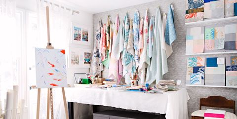 14 Craft Room Ideas That Will Boost Your Creativity And