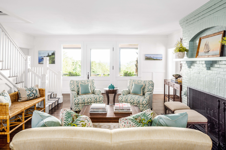 Leandra Fremont Smith Main House Tour Inside A Retro New England Summer House
