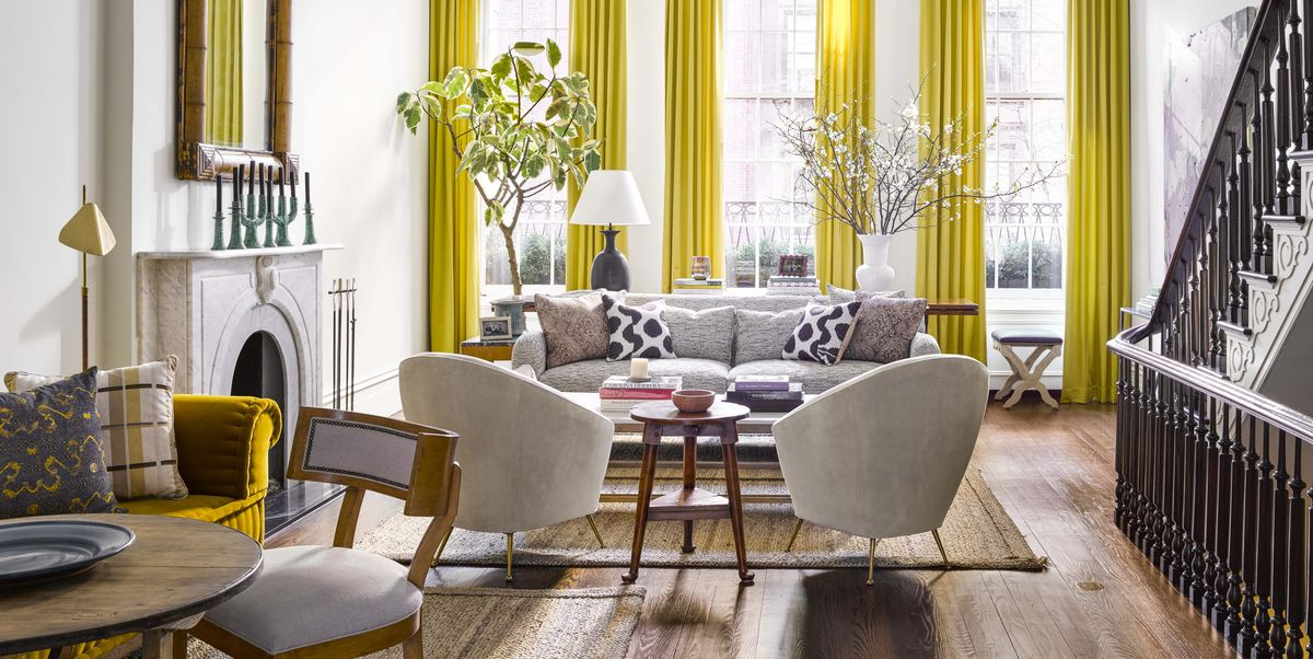 How One Designer Made A Buttoned Up Brownstone Feel Fresh