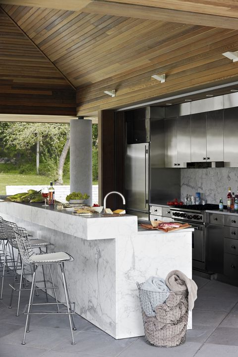 15 Outdoor Kitchen Design Ideas And