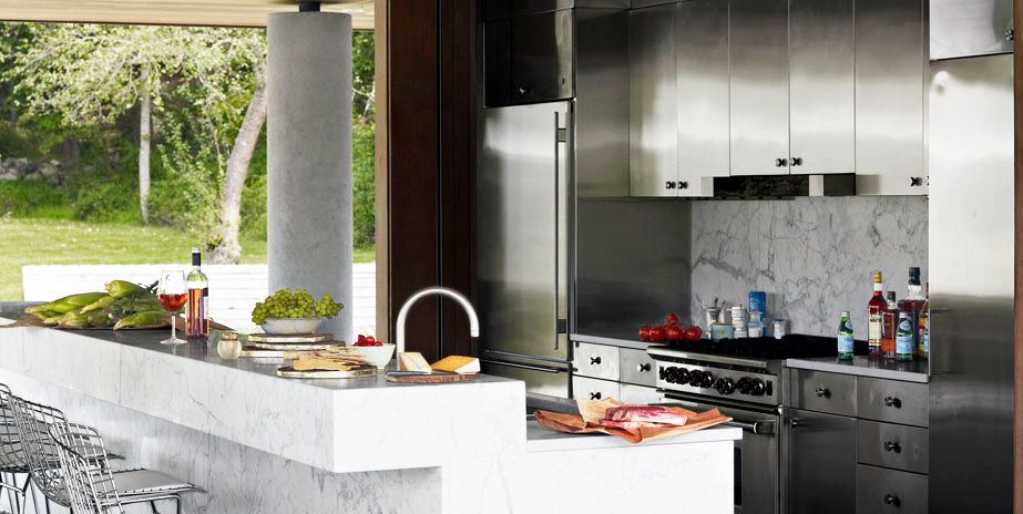 135 Outdoor Kitchen Ideas And Designs For 2019: 12 Outdoor Kitchen Design Ideas And Pictures