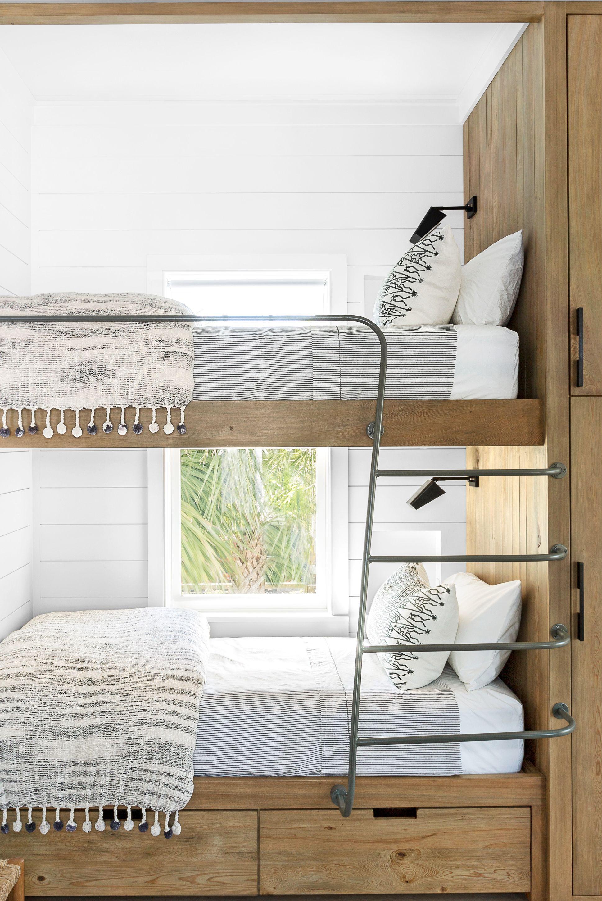 contemporary bunk bed ideas