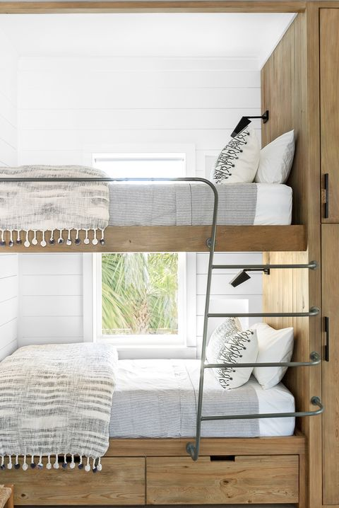 contemporary bunk bed ideas