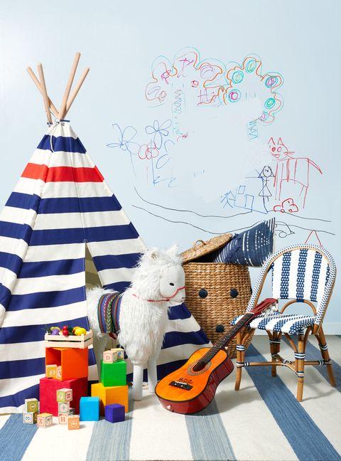 Room, Toy, Illustration,