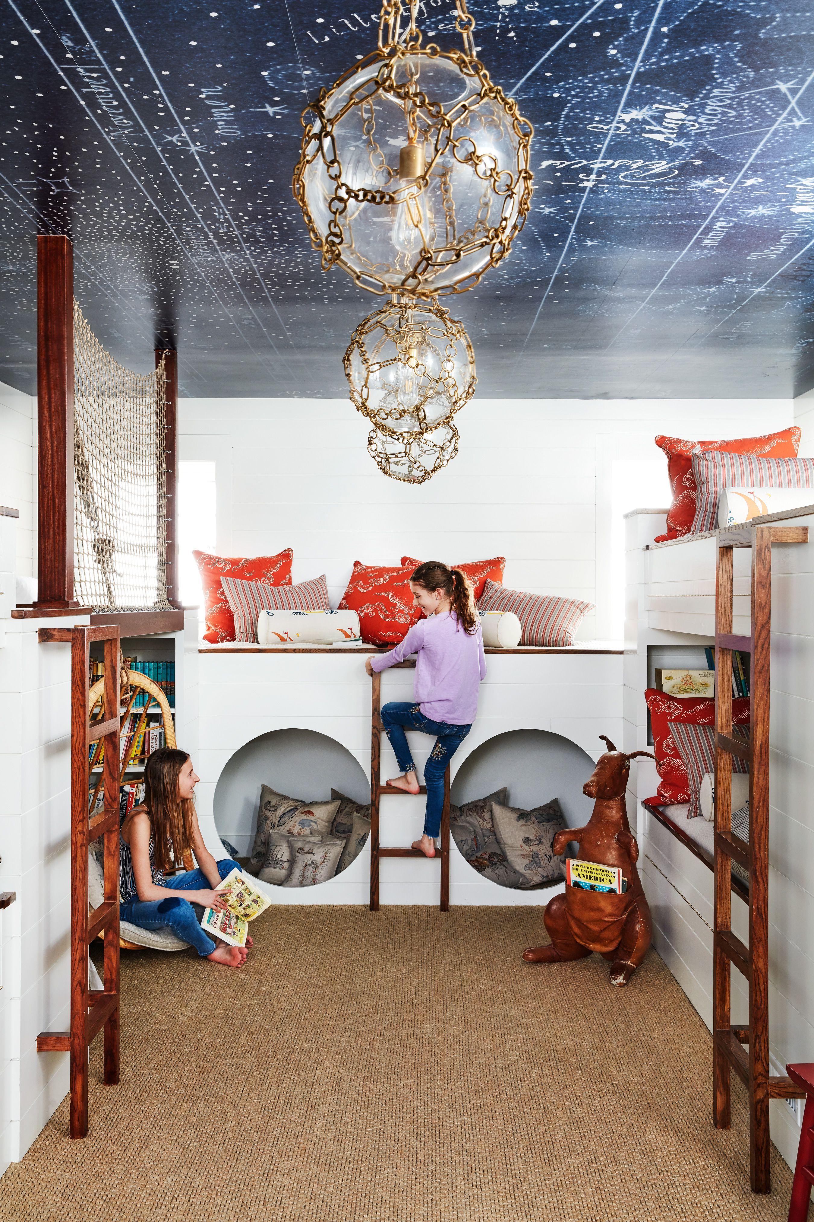 11 Epic Playroom Ideas - Fun Playroom Decorating Tips