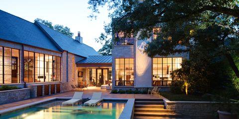 33 Best Pool Designs - Beautiful Swimming Pool Landscape Ideas