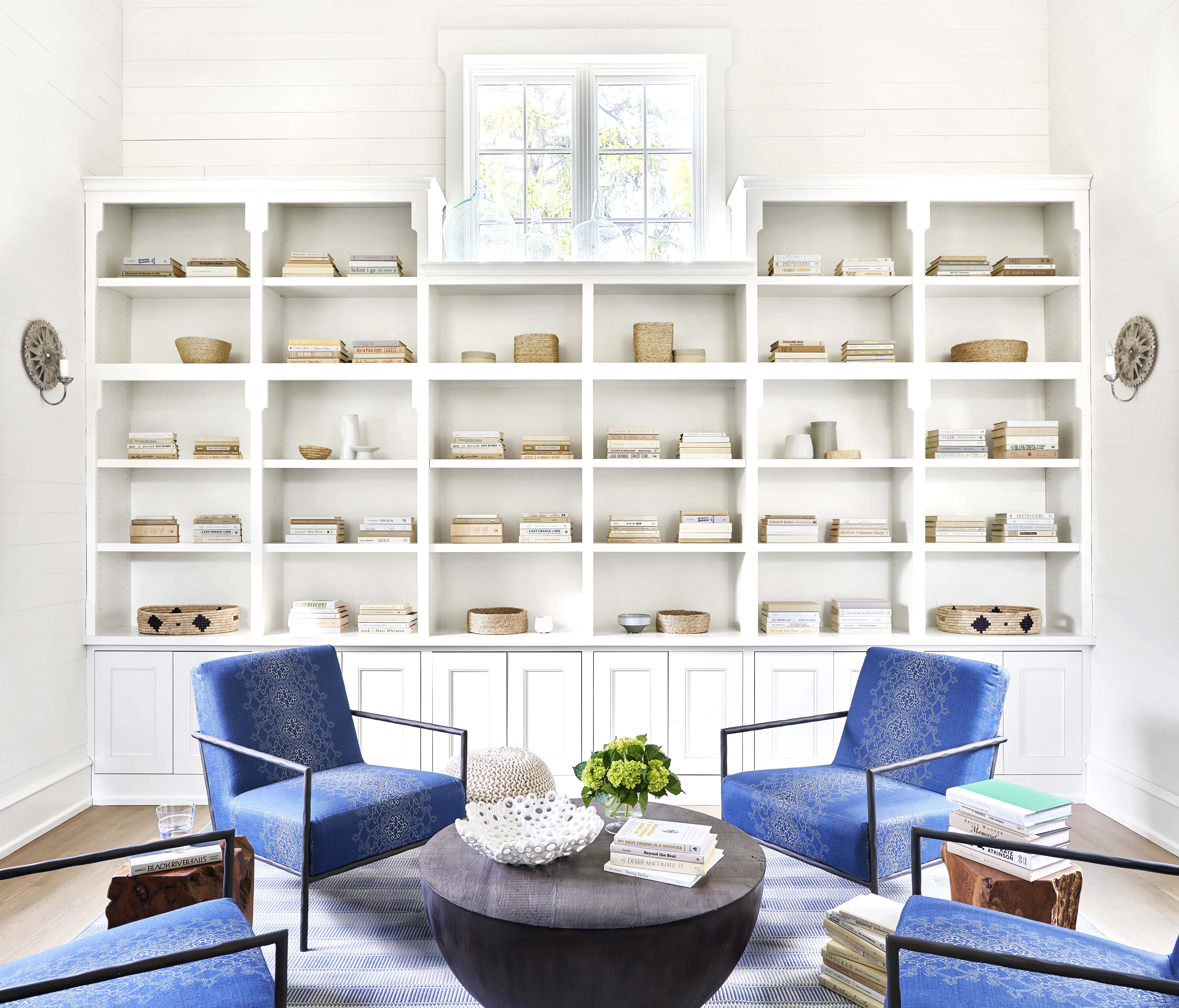 How One Designer Used White Paint to Transform a Once-Kitschy Lake House