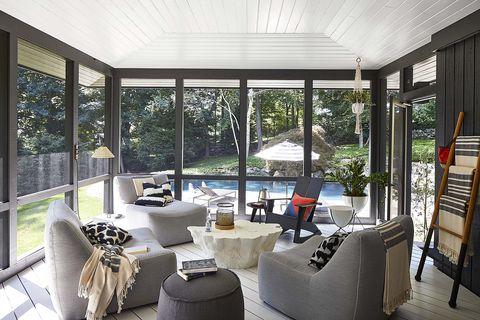 Build A Screened In Porch, Enclosed Patio Room