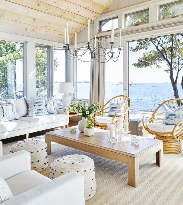sarah richardson house beautiful lake house