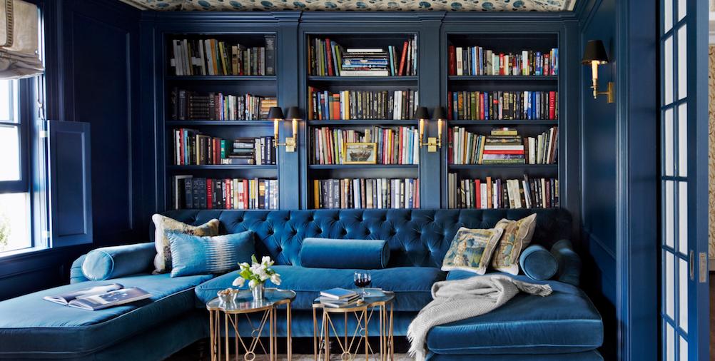 33 Best Blue Paint Colors Shades Of Blue Paint Designers Love