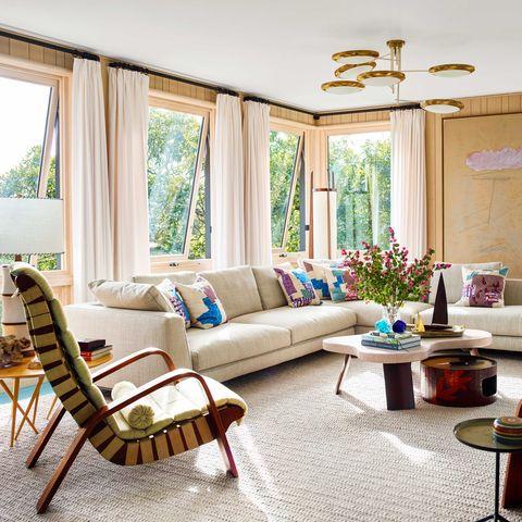 kureck jones living room and sofa