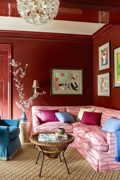 25 Best Living Room Color Ideas - Top Paint Colors for Living Rooms