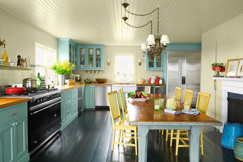 Two Dishwasher Kitchen Ideas