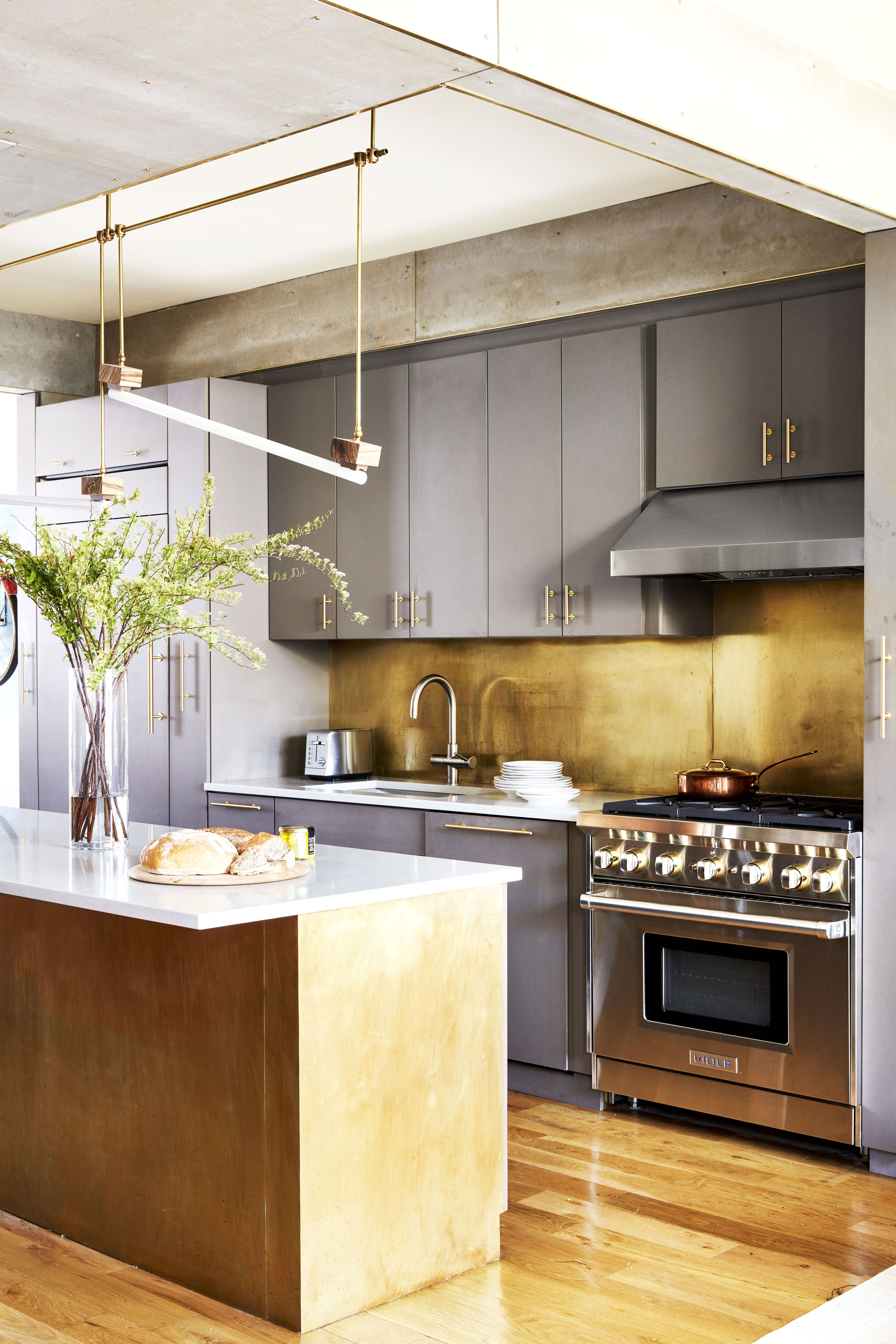 This Kitchen Isn't Just Pretty—It's Practically Indestructible