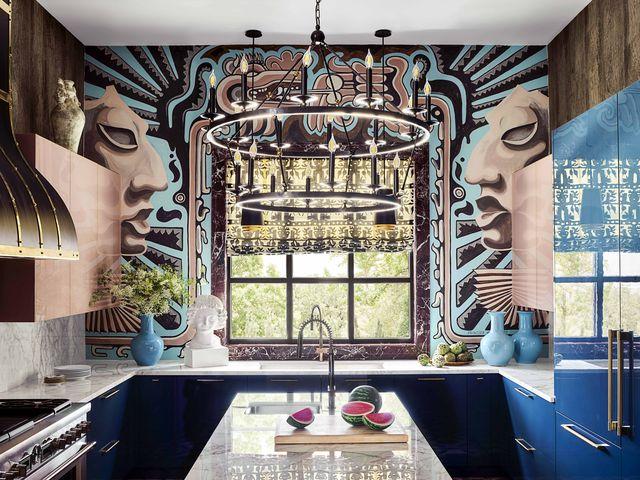 Kitchen Of The Year Michelle Nussbaumer S Dallas Home Has 4 Amazing Kitchens