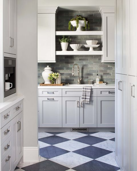 caren rideau kitchen tour