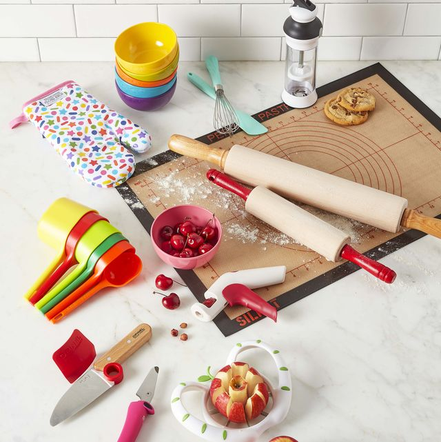 children cooking utensils