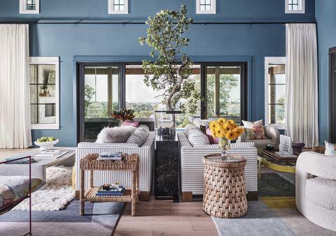 dual sitting sofas,
