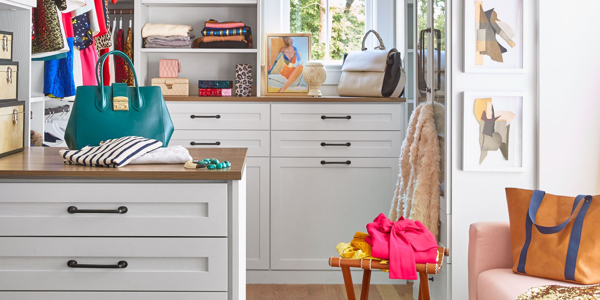 20 Walk-In Closets You'll Want To Live In