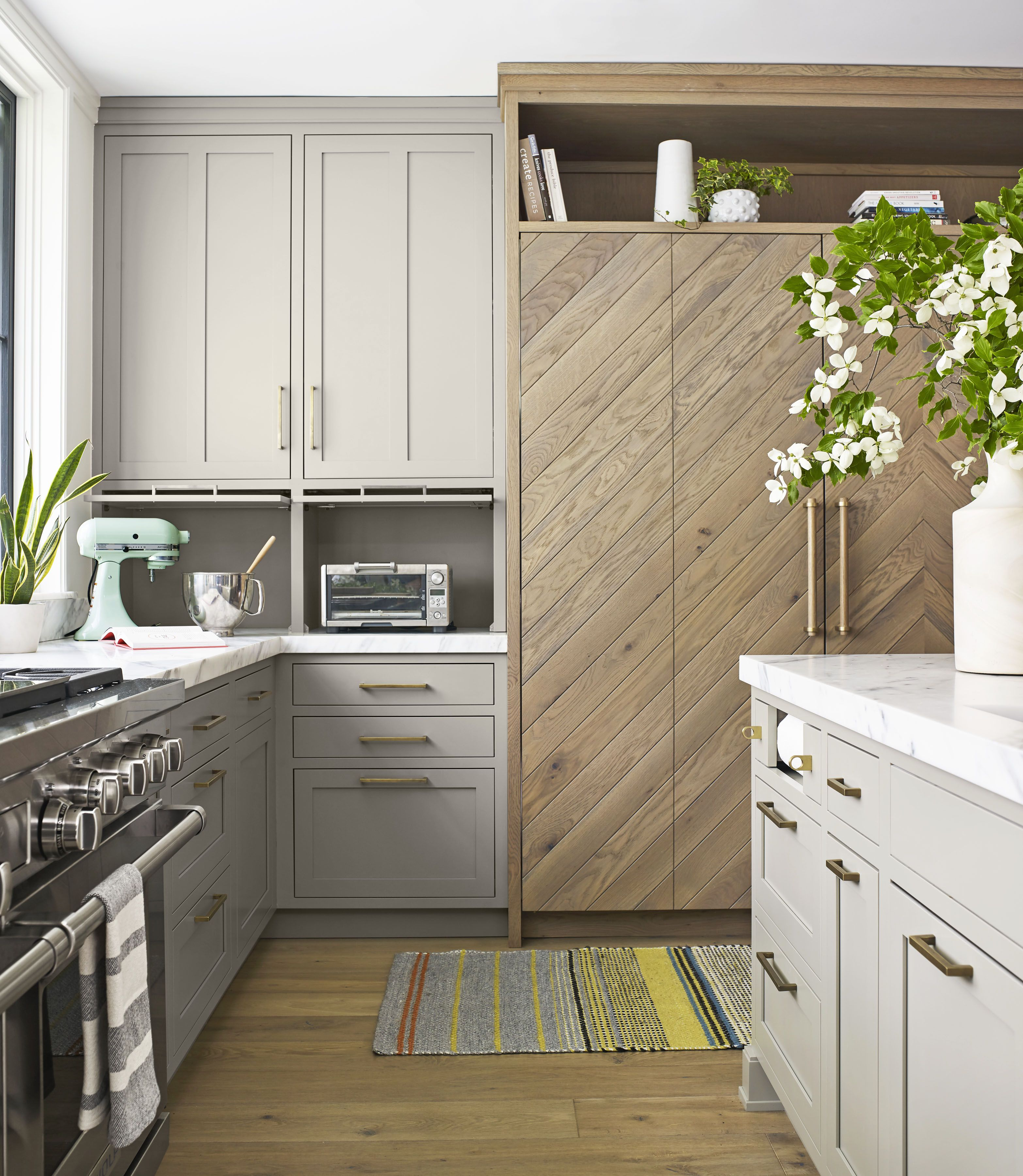Sarah Robertson Is House Beautiful S Nov 2019 Kitchen Of The Month