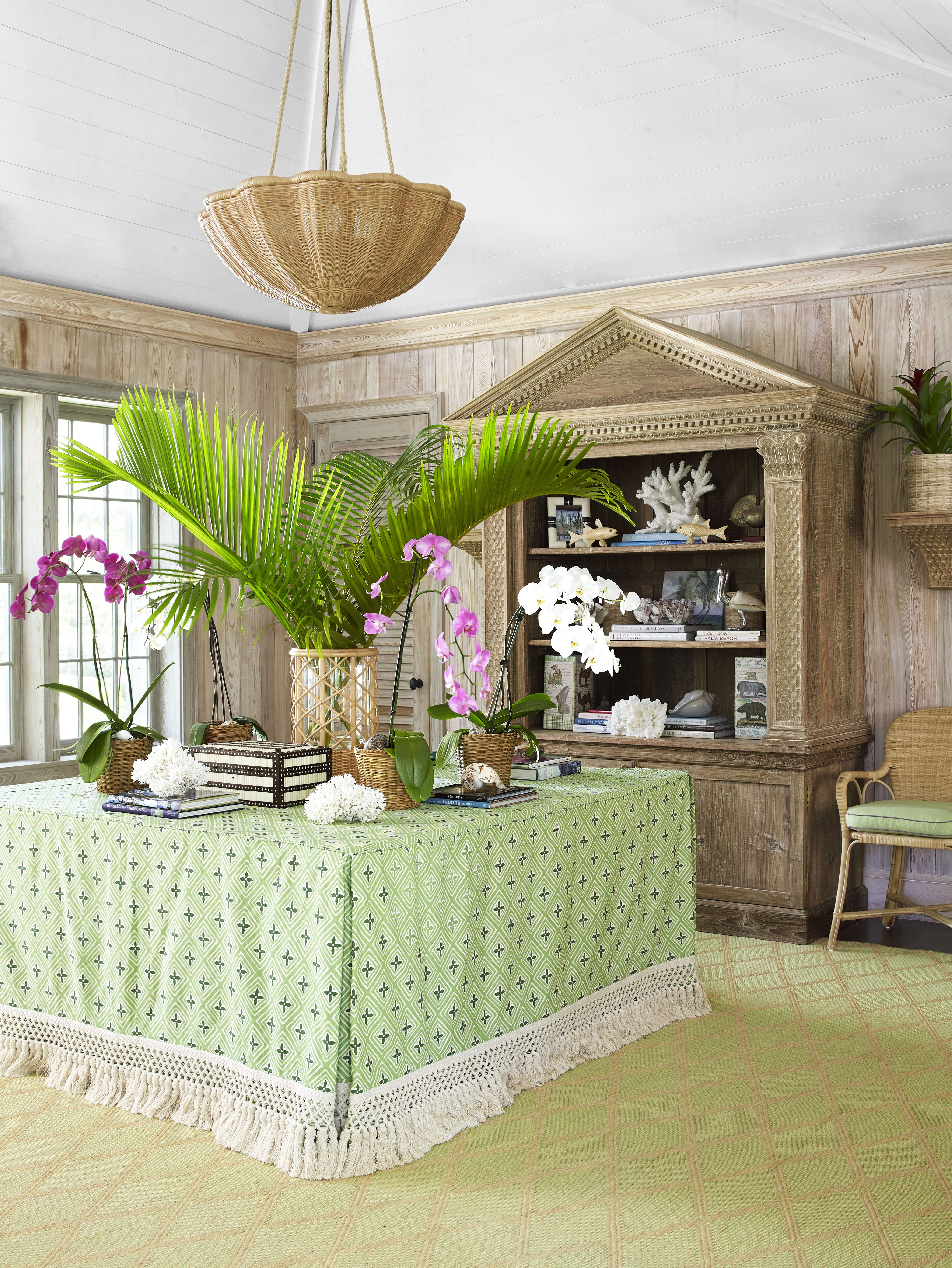 This Palm Beach 'Master Cottage' Is Over the Top