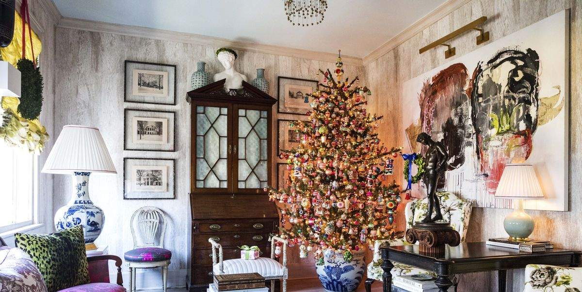 Charlotte Realtor Christmas Lucheon 2021 Christmaximalism Why This Is The Year To Go All Out With Holiday Decor