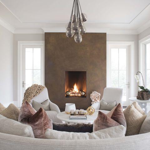 house beautiful inspo opener fireplace