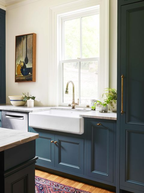 kitchen of the month house beautiful