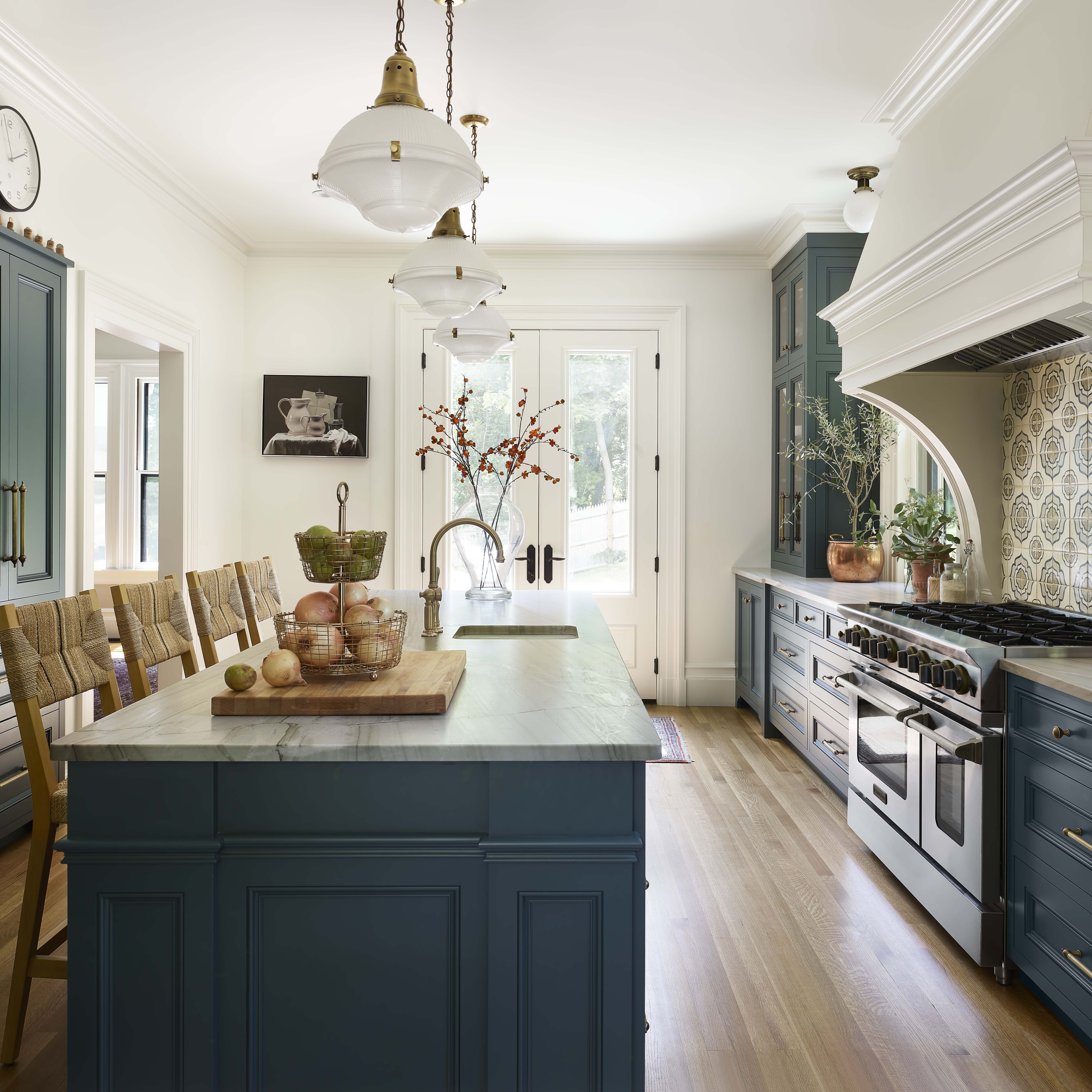 Tour a Historic New England Kitchen That Feels Both Fresh and Authentic