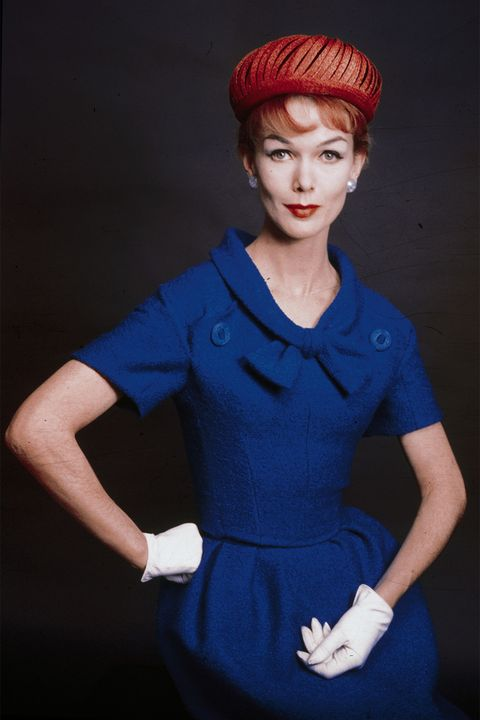 605268a6dd4d ... 1950s fashion trends in photos. View Gallery 57 Photos. 1 of 57. image