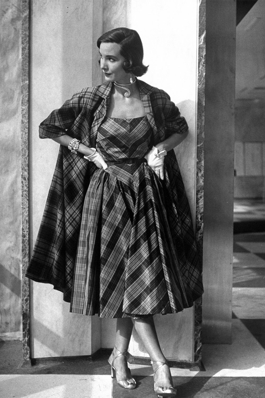 1950s fashion designers