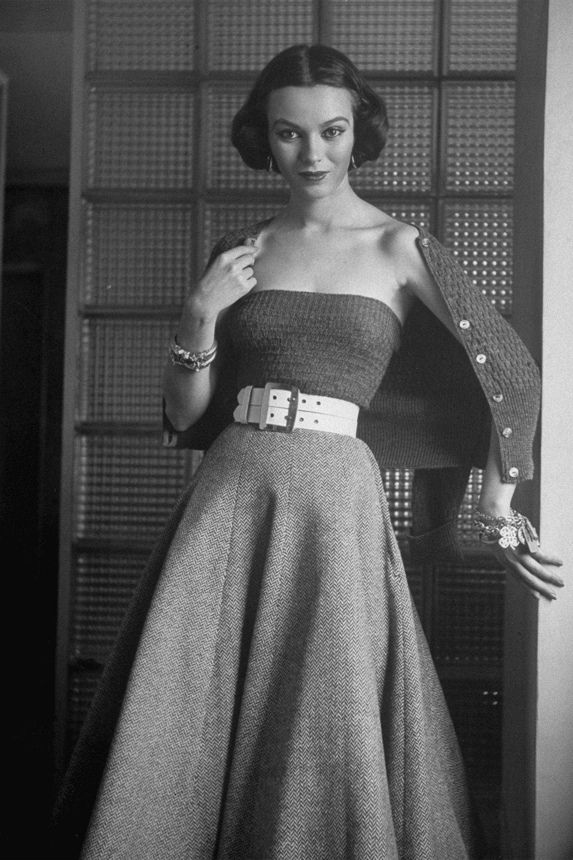 1950s teenage fashion