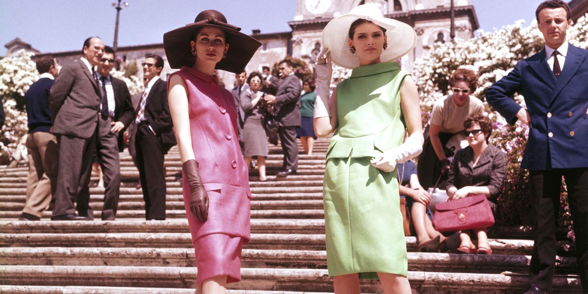 In Photos: The Best of 1960s Fashion
